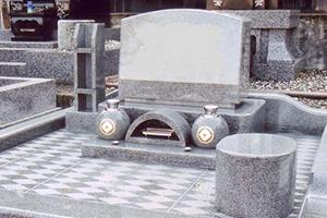 墓石・墓地付属品のイメージ